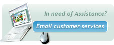 Email customer services