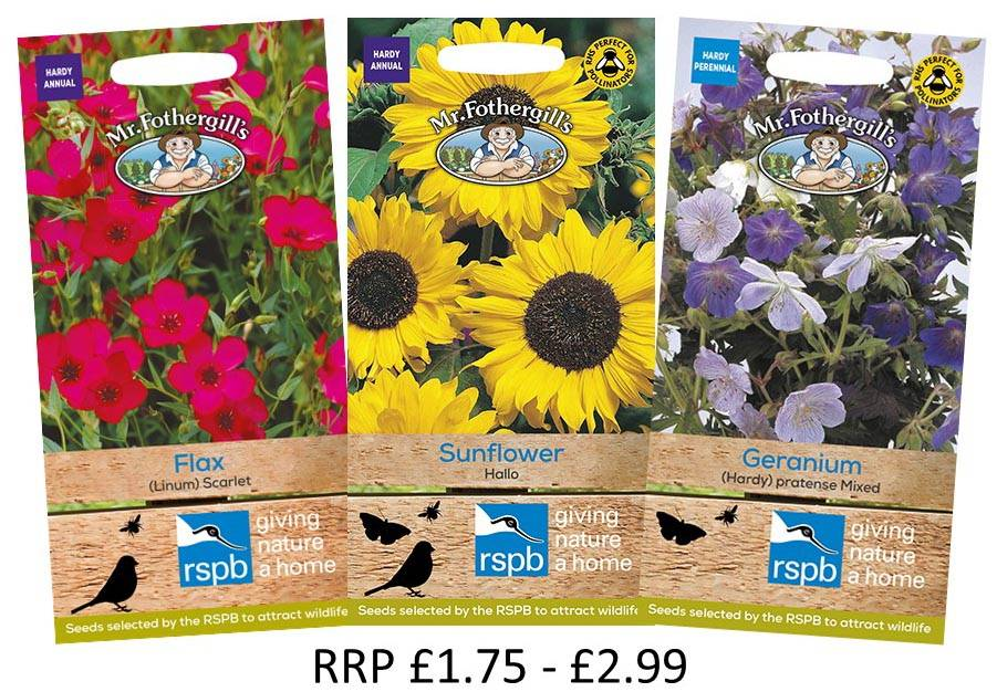 rspb packets
