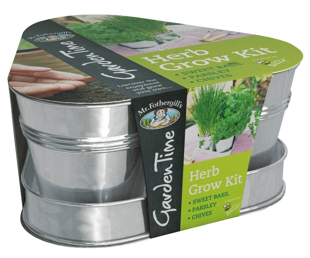herb grow kit