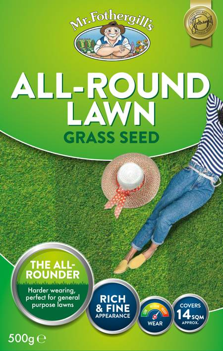 All-Round Lawn Grass Seed